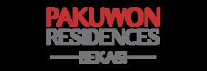 Logo Pakuwon Residences Bekasi